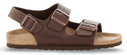BIRKENSTOCK Milano dark brown narrow 034703 bruin