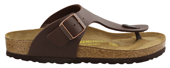 BIRKENSTOCK Ramses dark brown regular 044701 bruin