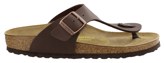 BIRKENSTOCK Ramses dark brown narrow 044703 bruin