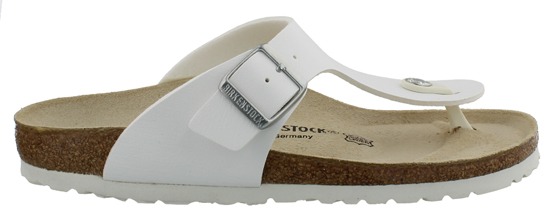 BIRKENSTOCK Ramses white narrow 044733 wit