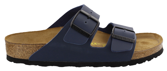 BIRKENSTOCK Arizona blue regular 051751 blauw