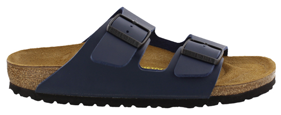 BIRKENSTOCK Arizona blue narrow 051753 blauw