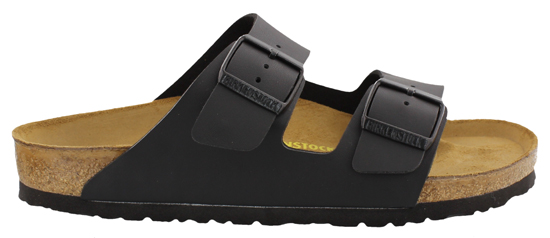 BIRKENSTOCK Arizona black regular 051791 zwart
