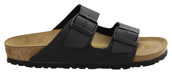 BIRKENSTOCK Arizona black narrow 051793 zwart