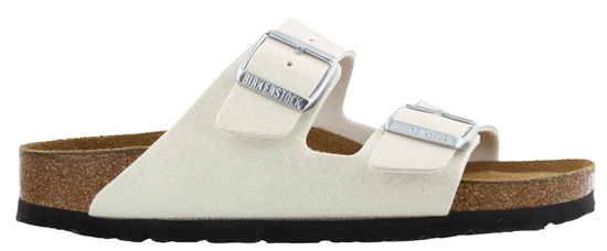 BIRKENSTOCK Arizona magic galaxy white narrow 057663 wit