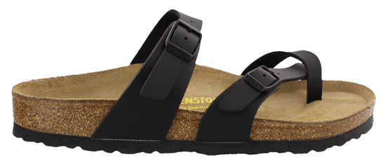 BIRKENSTOCK Mayari black regular 071791 zwart