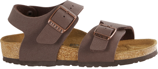 BIRKENSTOCK New York mocha narrow 087783 bruin