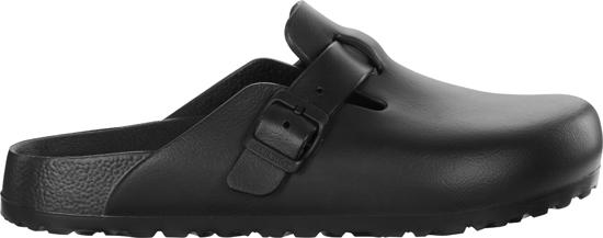 birkenstock boston eva black regular 1002314 zwart