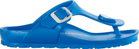 BIRKENSTOCK Gizeh EVA scuba blue narrow 1003520 blauw