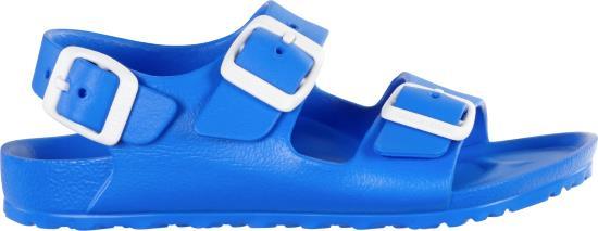BIRKENSTOCK Milano Kids EVA Scuba Blue narrow 1009355 blauw