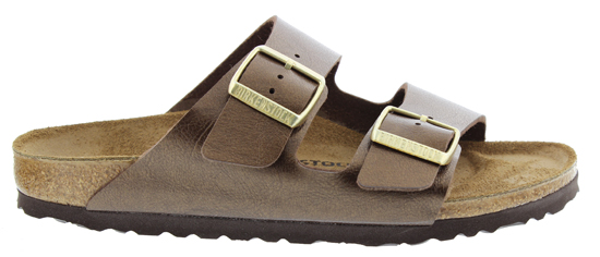 BIRKENSTOCK Arizona graceful toffee narrow 1009919 bruin