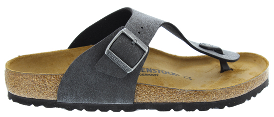 BIRKENSTOCK Ramses black finished regular 1010643 zwart