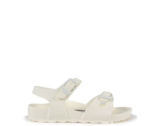 BIRKENSTOCK Rio EVA white narrow 1011617 wit