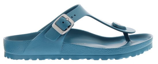 BIRKENSTOCK Gizeh EVA turquoise regular 1013098 blauw