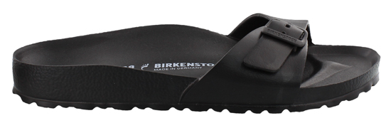 birkenstock madrid eva black regular 128161 zwart