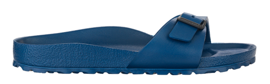 birkenstock madrid eva navy regular 128171 blauw