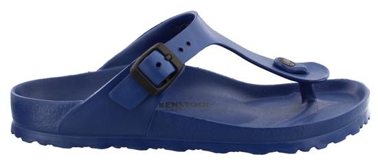 BIRKENSTOCK Gizeh EVA navy regular 128211 blauw