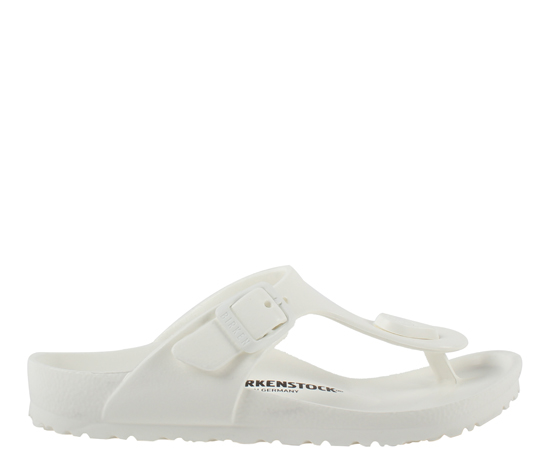 BIRKENSTOCK Gizeh EVA white regular 128221 wit