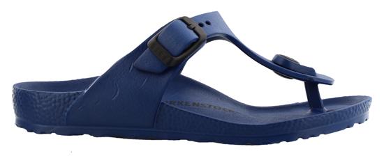 birkenstock gizeh eva navy narrow 128413 blauw