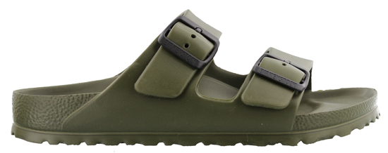 BIRKENSTOCK Arizona EVA khaki narrow 129493 groen