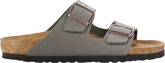BIRKENSTOCK Arizona stone regular 151211 grijs