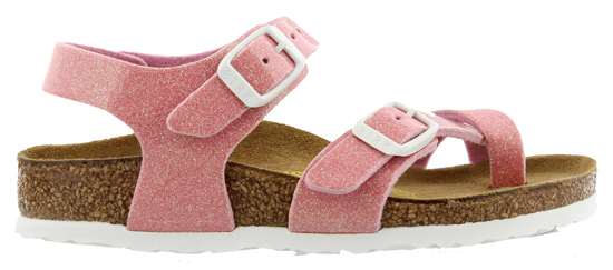 BIRKENSTOCK Taormina magic galaxy pink narrow 371603 roze/paars