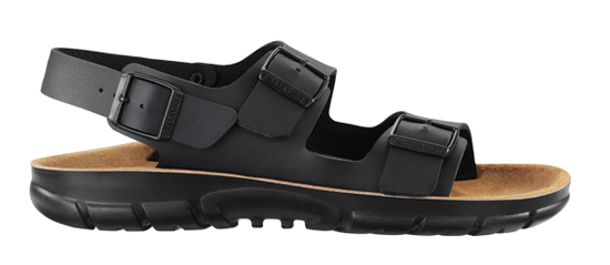 BIRKENSTOCK Kano black regular 500781 zwart