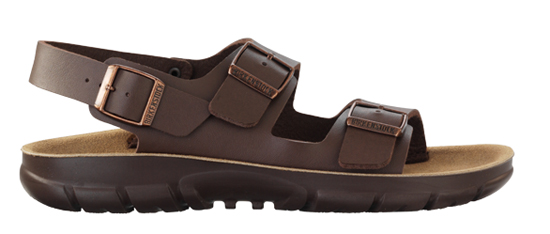 BIRKENSTOCK Kano brown regular 500801 bruin