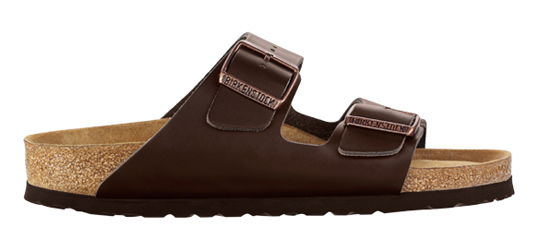 BIRKENSTOCK Arizona brown leather regular SFB 551031 bruin