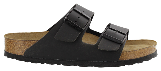 BIRKENSTOCK Arizona black regular SFB 551251 zwart