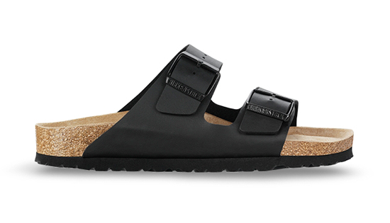 BIRKENSTOCK Arizona black narrow SFB 551253 zwart
