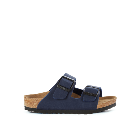 BIRKENSTOCK Arizona navy narrow 552903 blauw