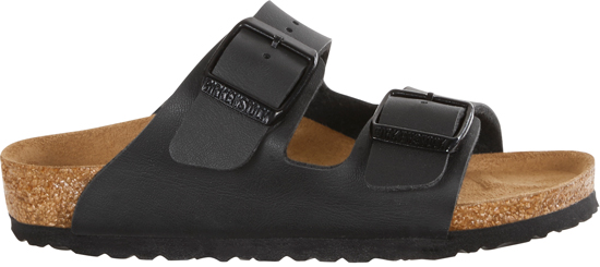 BIRKENSTOCK Arizona black narrow 555123 zwart