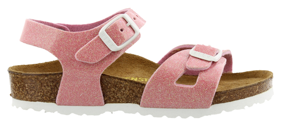 BIRKENSTOCK Rio magic galaxy pink narrow 831773 roze/paars